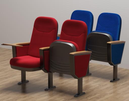 现代礼堂椅 连排椅 影院椅