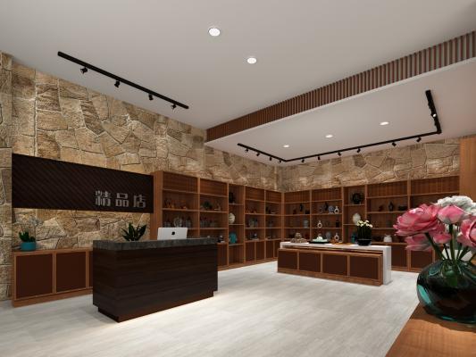 現代陶瓷專賣店