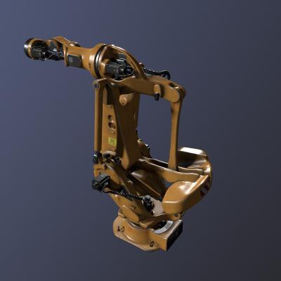 现代工业设备 机械臂