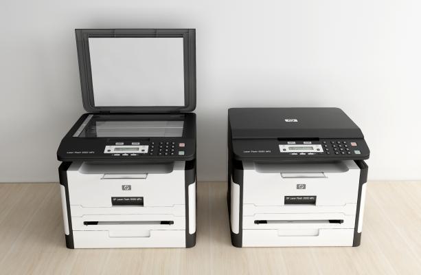 现代惠普打印机