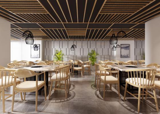 新中式火鍋店