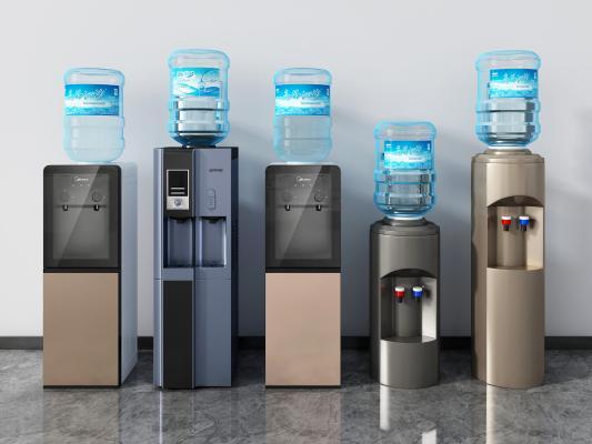 现代饮水机 净水器 过滤器