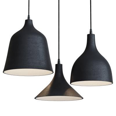 現代黑色吊燈