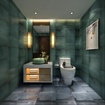 东南亚酒店卫生间