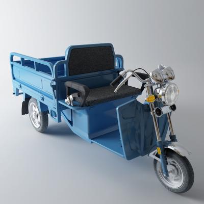 现代电动三轮车