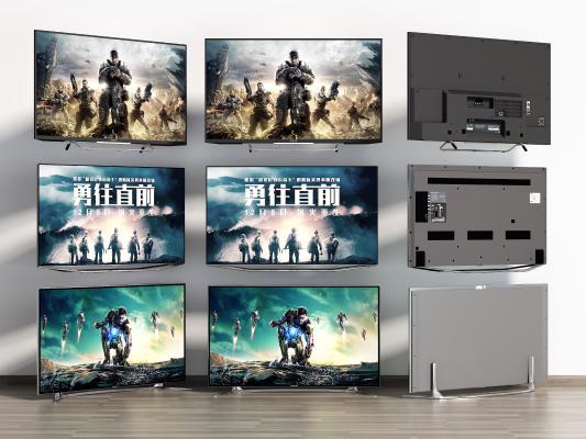 现代电视机 数字电视 液晶电视