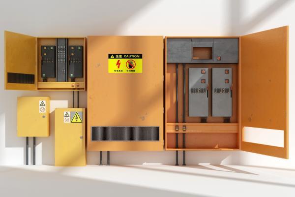 現代風格配電箱
