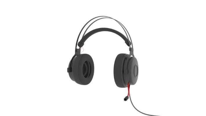 现代炫酷耳机