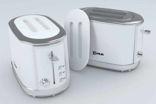 现代面包机 多士炉