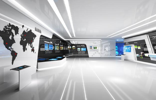 現代展廳 科技展廳