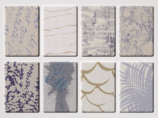 现代布艺地毯 轻奢地毯