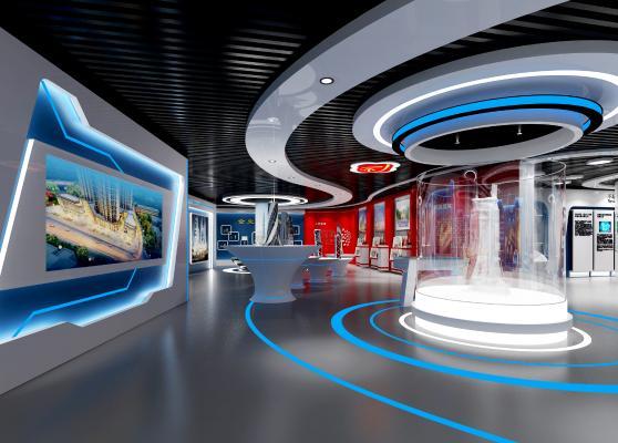 現代展廳 企業展廳