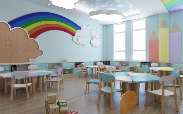 现代幼儿园 早教