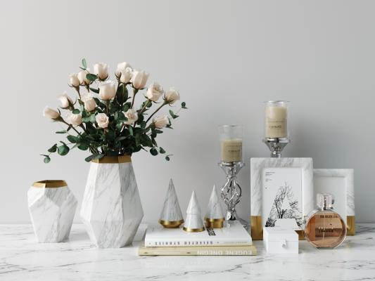 北欧花瓶 花卉 饰品