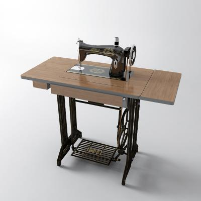 现代缝纫机 裁缝
