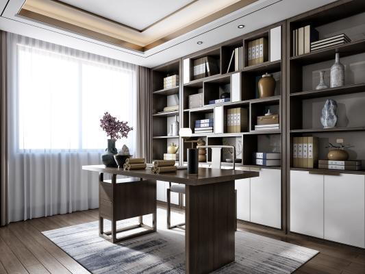 新中式��房 茶室