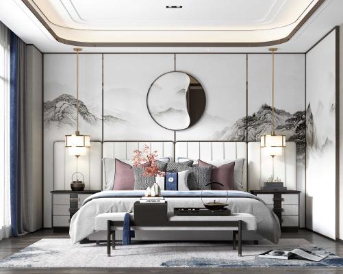 新中式�P∮室