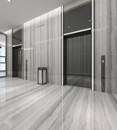 现代风格电梯厅 电梯套 电梯按钮