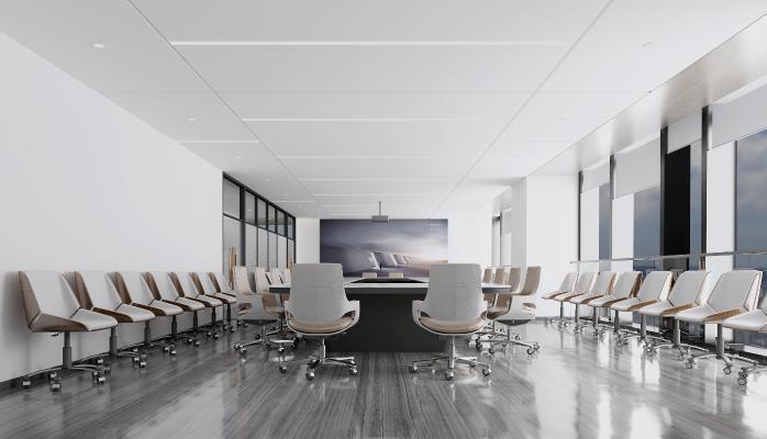 现代会议室 办公室