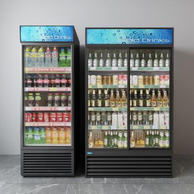 现代冰柜 饮料