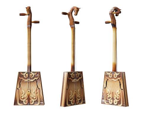 中式马头琴 传统乐器