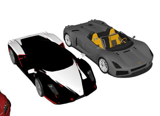 现代汽车 法拉利系列
