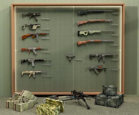 現代步槍 沖鋒槍