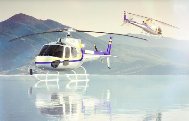 現代直升機