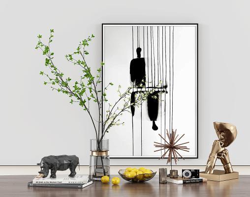 現代裝飾擺件,花瓶,工藝品擺件 (1)