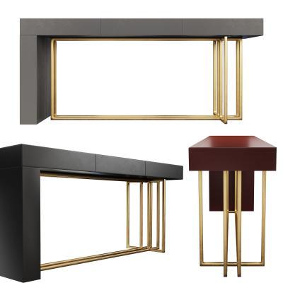 現代化妝桌