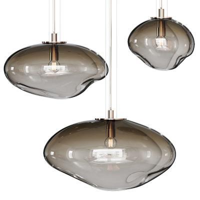 Eloa现代玻璃吊灯