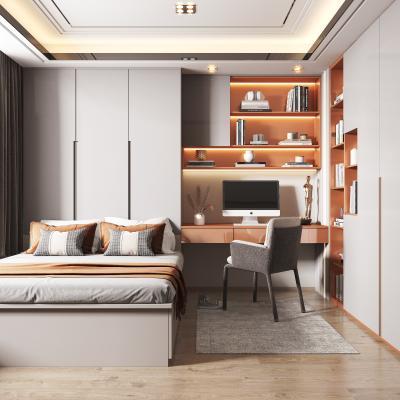现代榻榻米卧室
