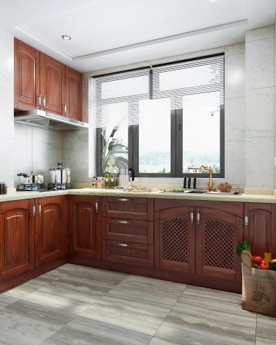美式廚房 櫥柜