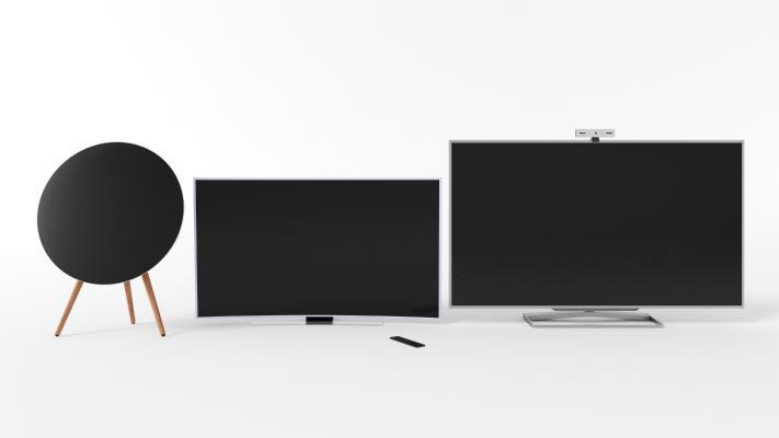 现代数码产品 电视 液晶电视
