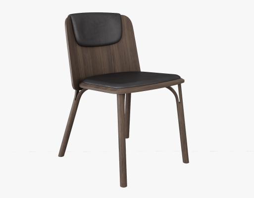 现代餐椅 休闲椅 单椅
