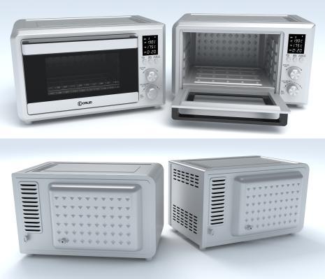 现代电烤箱