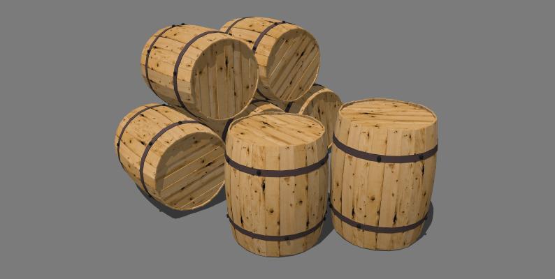 酒桶 酒窖 酒