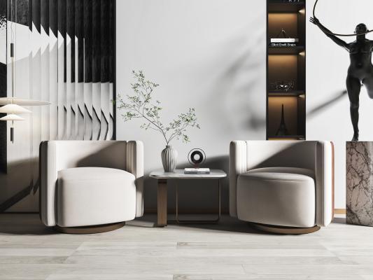 现代沙发 椅子 凳子