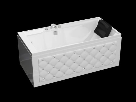 现代按摩浴缸