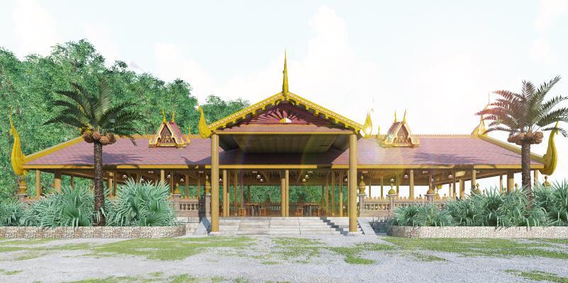東南亞崗亭 旅游景點