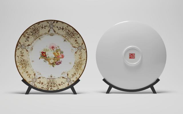 欧式陶瓷装饰品