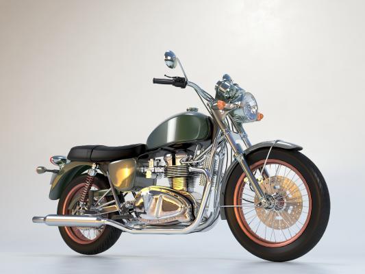 现代机动车 摩托