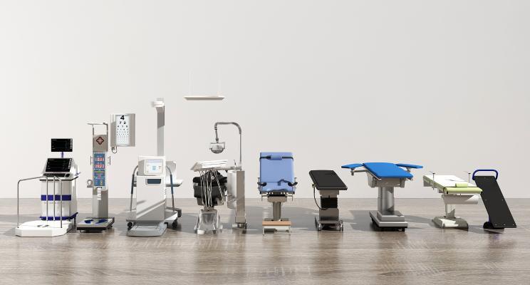 现代医疗设备