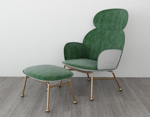 现代简约沙发椅 休闲椅