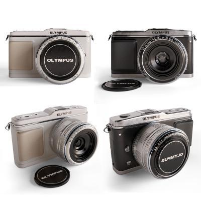 現代奧林巴斯照相機