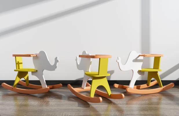 北欧婴儿椅