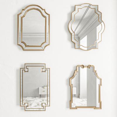 美式裝飾鏡子