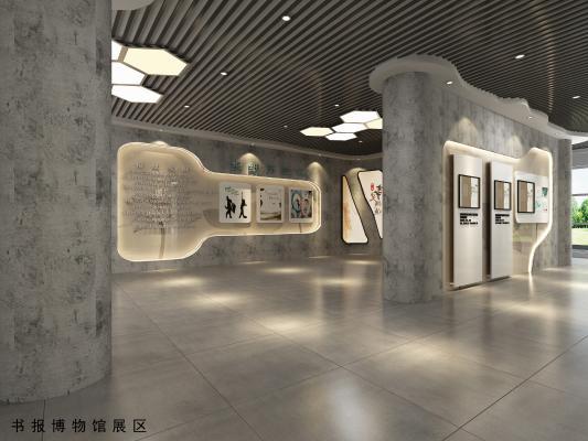 新中式陈设展馆展厅