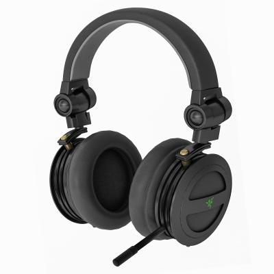现代雷蛇耳机 头戴式耳机 雷蛇
