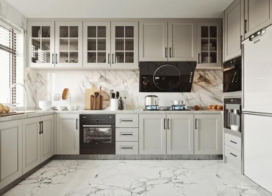 现代厨房 洗菜盆组合